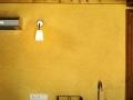 Kitchnet eines Hotels in Tavira mit Tadelakt
