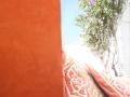 Tadelakt KREIDEZEIT en el Algarve, Portugal
