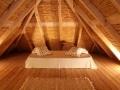 Habitación en madera tratada con WOODBLISS