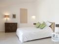 Dormitorio pintado con pinturas naturales KREIDEZEIT