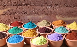 Mineral Pigments EMBARRO