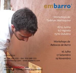 Workshops São Brás 2010